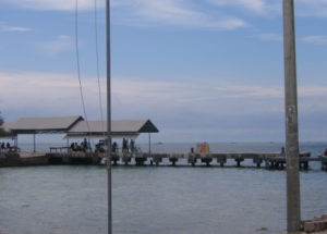 Dermaga Pulau Pramuka